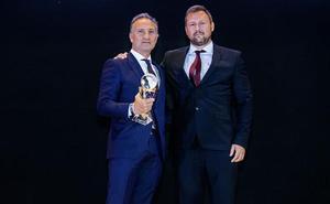 El burgalés Emilio Lozano, mejor entrenador personal español de 2018