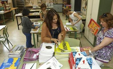 La Junta afirma que solo Andalucía y La Rioja tienen más ayudas para libros de texto que Castilla y León
