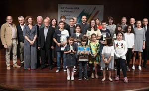 Premios AXA a los que miran con mejores ojos a la Catedral de Burgos