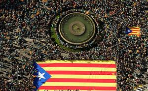 El independentismo evita la autocrítica tras el pinchazo en la Diada