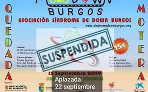 Down Burgos ratifica que su concentración motera se celebrará el domingo 15 de septiembre
