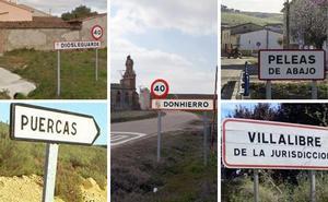 Los diez pueblos con los nombres más curiosos de Castilla y León