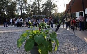 'Wine & Rock' marca la inauguración este sábado de los eventos programados en 'La Terraza de Luthier'