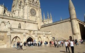 El Ayuntamiento busca aumentar la estancia media de los turistas en Burgos