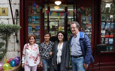 La Librería del Espolón celebra sus 112 años de vida