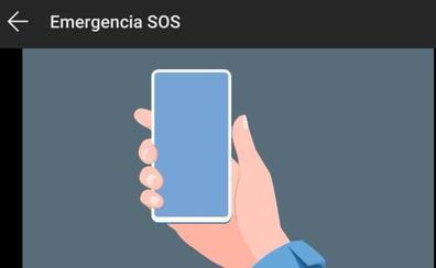 SOS en el móvil, cómo el smartphone puede salvar vidas