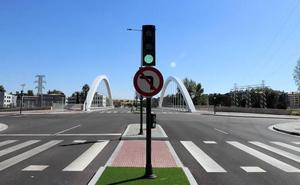 735 personas piden el giro a la izquierda en el puente de la Universidad de Burgos