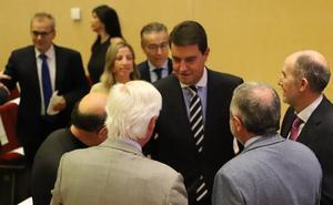 Ibáñez alerta del «riesgo» en la prestación de servicios si no se da una solución «urgente» a la financiación autonómica