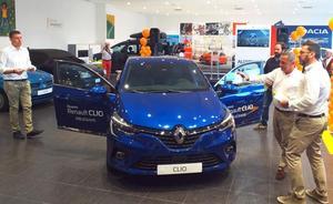 Autovican presenta en Burgos la quinta generación del Clio