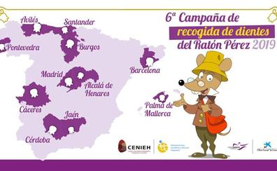 Nueve comunidades autónomas participan en la Campaña de Recogida de Dientes del CENIEH