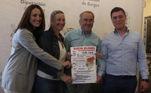 Marcha solidaria por el Síndrome de Fires desde Castrillo de Murcia este sábado