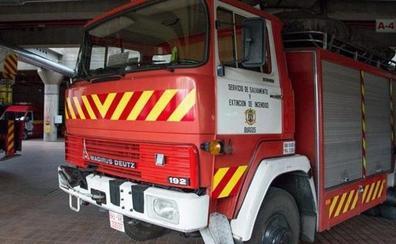 Controlado un fuego en Olmedillo de Roa tras calcinar 31,5 hectáreas