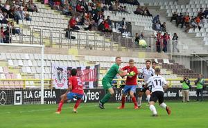 A la cuarta tampoco fue la vencida para el Burgos CF
