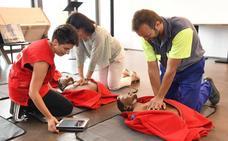 Objetivo RCP de Cruz Roja en Burgos
