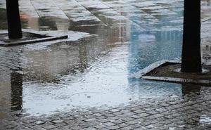 Alerta amarilla en la comarca de Pinares por lluvias y tormentas