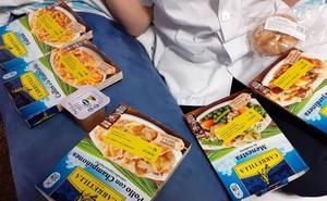Burgos se pone en pie de guerra por los menús precocinados e insanos de Atención Primaria