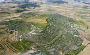 Continúan las investigaciones arqueológicas en el castro prerromano de Olmillos de Sasamón