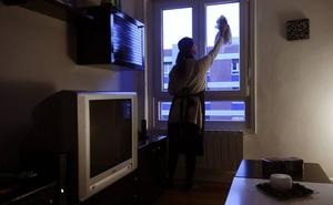 Las empleadas del hogar afiliadas en Burgos caen a niveles del verano de 2012