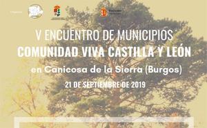 Canicosa de la Sierra acogerá el V Encuentro de Municipios Comunidad 'Viva Castilla y León'