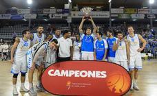El San Pablo Burgos se lleva la Copa Castilla y León
