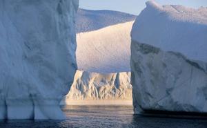 'la Caixa' y la Fundación Caja de Burgos presentan la exposición 'El Ártico se rompe'