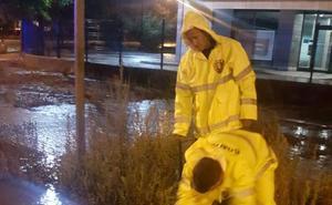 Burgos registra 276 rayos en una madrugada de fuertes lluvias y sigue en amarillo por riesgo de tormentas