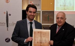 El privilegio rodado de la Cancillería de la Reina Leonor Plantagenet marcará un «hito» en el estudio del papel de las reinas en el ámbito castellano