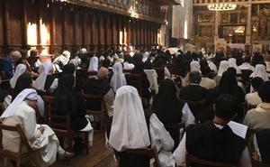 Las monjas cistercienses crearán una 'red de ayuda' para salvar los monasterios más necesitados