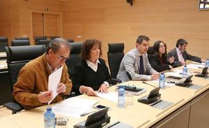 La denuncia sobre las obras del Hospital de Burgos vuelve a Valladolid