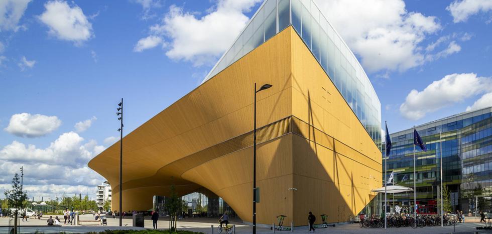 Helsinki, una ciudad con una gran oferta cultural