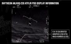 La Marina de EE UU admite haber grabado «fenómenos aéreos no identificados»