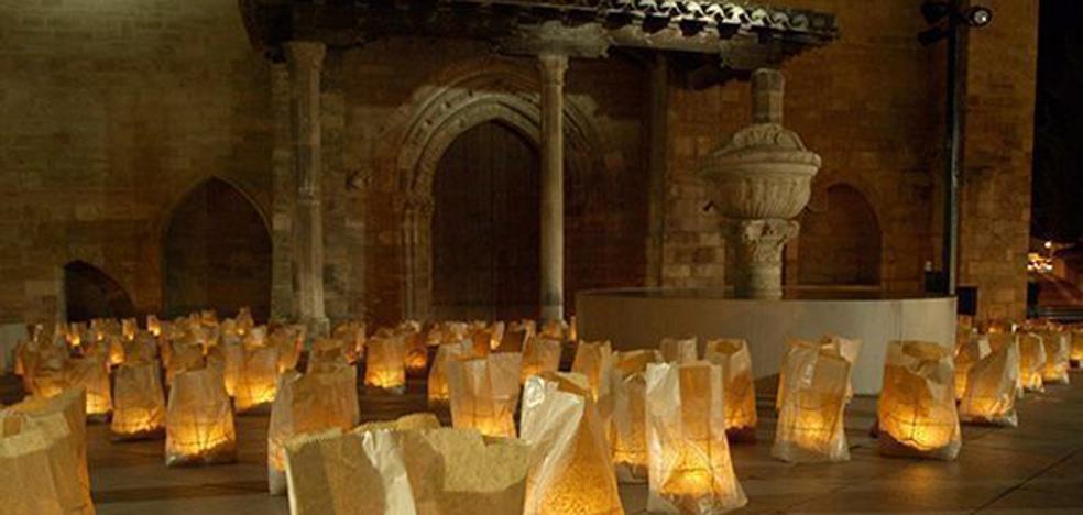 El centro de Burgos se iluminará el 28 de septiembre con 15.000 velas con motivo del VIII Centenario de la Catedral