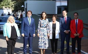 La Reina Letizia pone en valor el trabajo del CREER en el décimo aniversario del centro