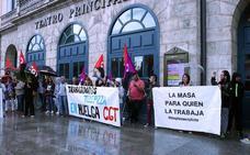 Los trabajadores de Telepizza en Burgos seguirán movilizándose para cobrar el Salario Mínimo Interprofesional