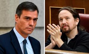 Sánchez e Iglesias ahondan su enfrentamiento y ponen en peligro la colaboración tras el 10-N
