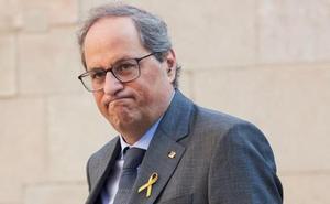 El TSJC aplaza el juicio contra Torra al 18 de noviembre