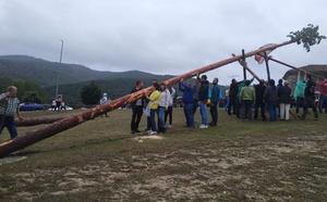 Canicosa de la Sierra muestra su patrimonio y sus tradiciones en el encuentro de la Comunidad Viva Castilla y León