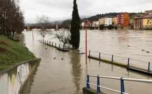 Burgos cuenta con casi 200 kilómetros de zonas potencialmente inundables