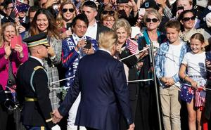 Trump ya busca trapos sucios de Biden