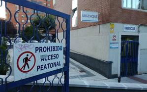 Enfermería denunciará a la Gerencia si el 1 de octubre siguen activas las urgencias de Gamonal