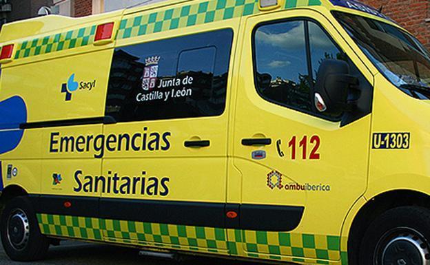 Cuatro heridos en dos accidentes en el entorno de Espinosa de los Monteros