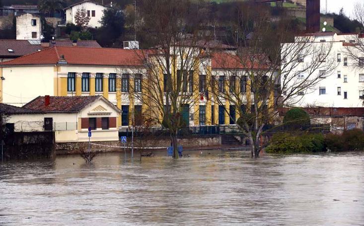 Imágenes de las últimas inundaciones registradas en la provincia de Burgos