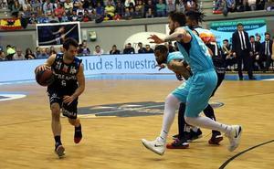 Fitipaldo: «El nivel de la ACB es muy alto y este año ha subido»