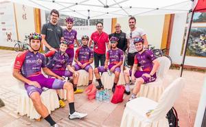 El portugués Neves acaba segundo en la clasificación general del Tour de China II