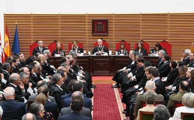 «El juicio del 'procés' es solo la punta del iceberg de la independencia judicial»