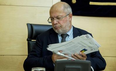 Un juzgado de Valladolid se declara «no competente» para investigar la denuncia de un afiliado de Cs contra Igea