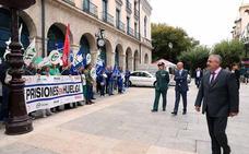 Los prisión de Burgos recibirá 34 funcionarios pero sigue con un déficit del 30% en su plantilla de vigilancia interna