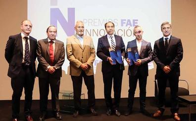 FAE premia la apuesta por la innovación de Ficosterra y Pescafácil