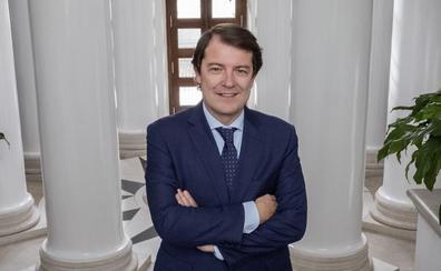 Fernández Mañueco: «Antonio Silván es una persona con fuerza electoral, debe ir en las listas del 10-N»