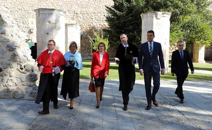 Apertura del curso 2019-2020 en la Universidad de Burgos